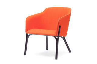 Split lounge chair  by  TON