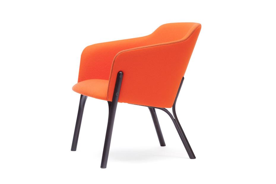 Split lounge chair