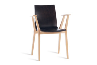 Stockholm armchair  by  TON
