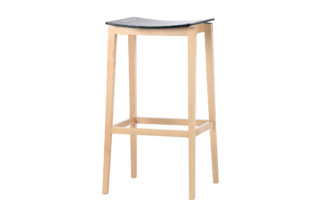 Stockholm bar stool  by  TON