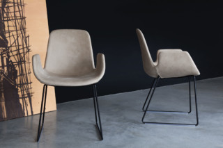STEP armchair  by  Tonon