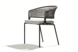 CTR armchair  by  Tribù
