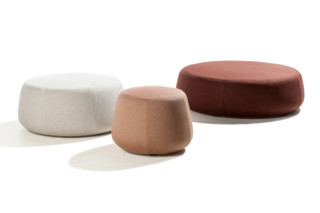 Nomad pouf  by  Tribù