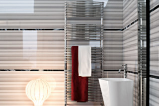 Bath Curvo  by  Tubes