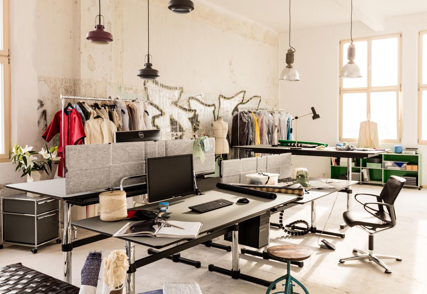 usm kitos m by usm stylepark. Black Bedroom Furniture Sets. Home Design Ideas