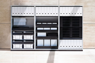 Cabinet system M5  by  VARIO