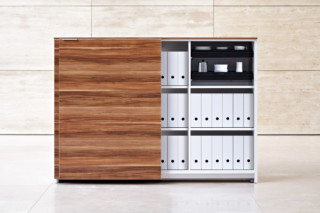 Cabinet system M9   by  VARIO