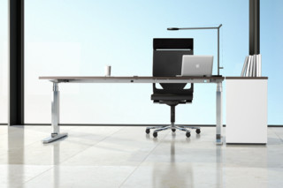 Working desk system CHANGE  by  VARIO