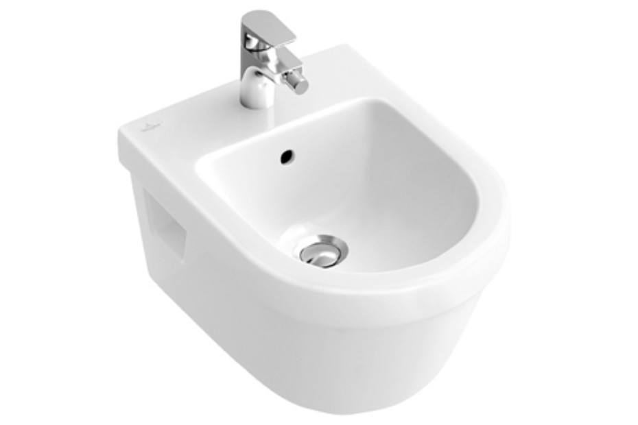 Bidet wall-mounted Architectura