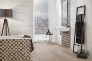 小屋墙by  Villeroy & Boch Tiles