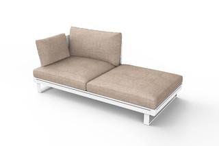 Pure Belt Sofamodul  von  VITEO