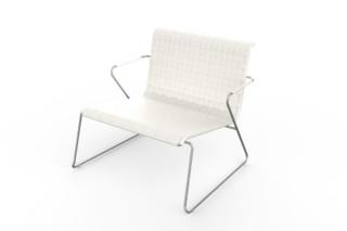 Slim Belt Lounge Chair  von  VITEO