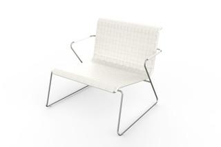 Slim Belt Lounge Chair  by  VITEO