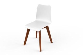 Slim Wood Chair  von  VITEO
