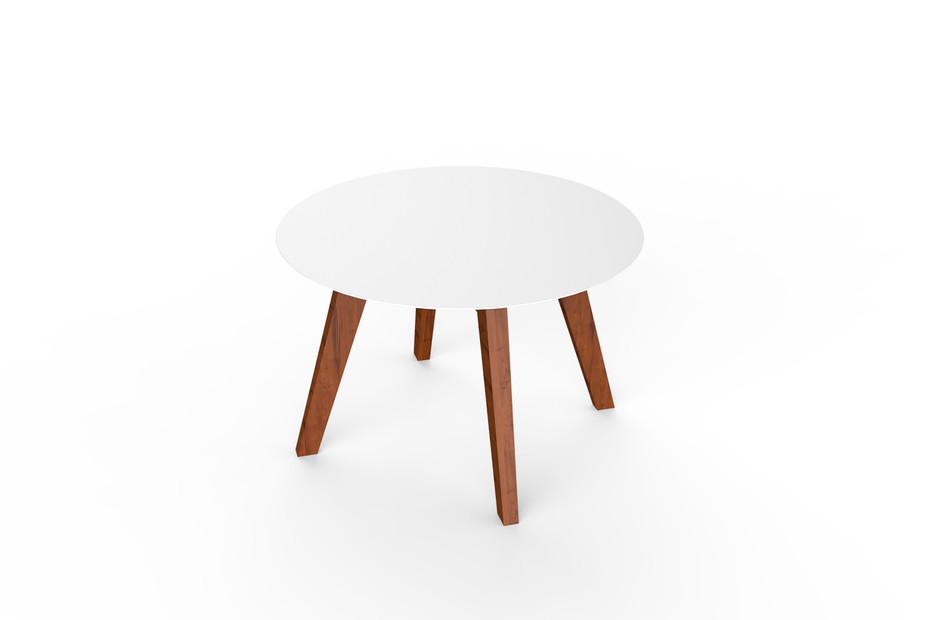 Slim Wood Lounge Table