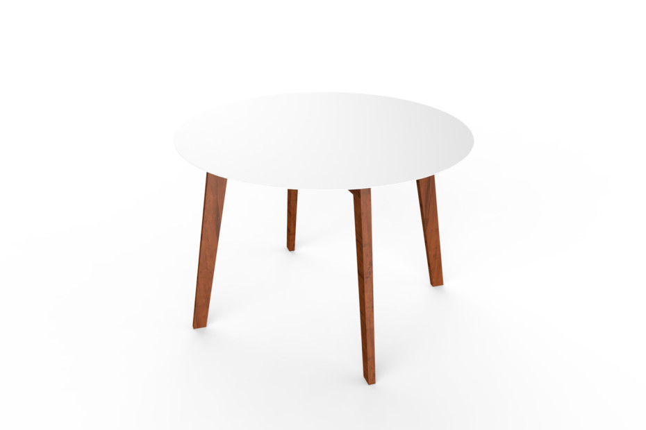 Slim Wood Table