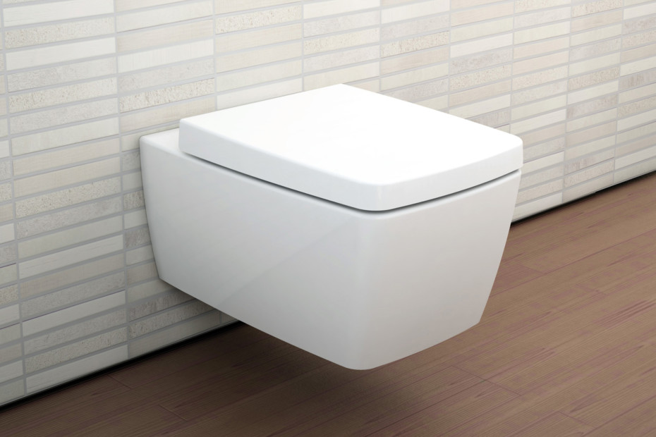 Metropole Wand-WC VitrAflush 2.0