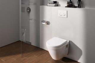 S50 wall-mounted WC VitrAflush 2.0  by  VitrA Bathroom