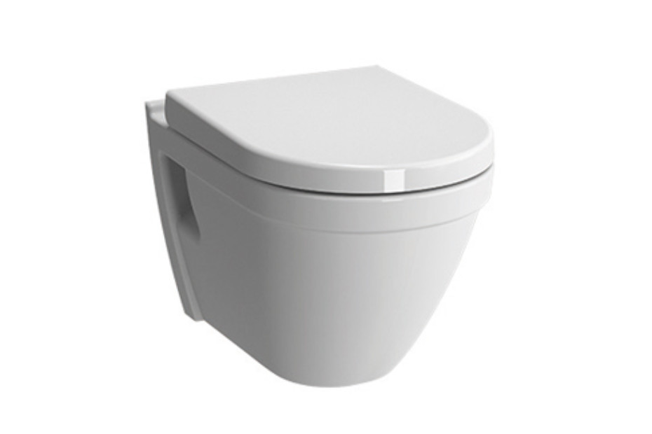 S50 wall-mounted WC VitrAflush 2.0