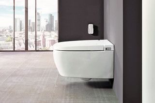V-care shower-WC  by  VitrA Bathroom