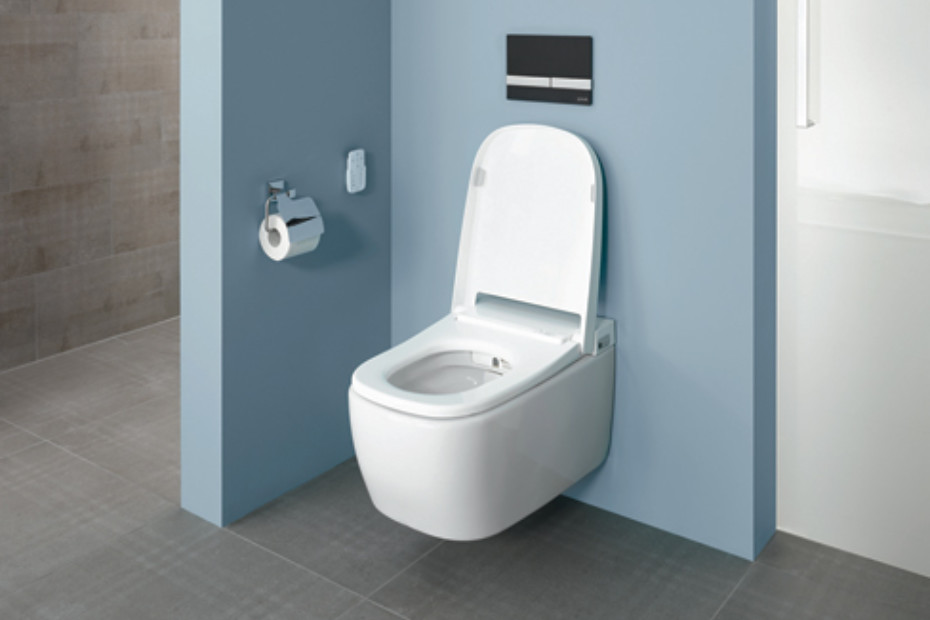 V-care shower-WC