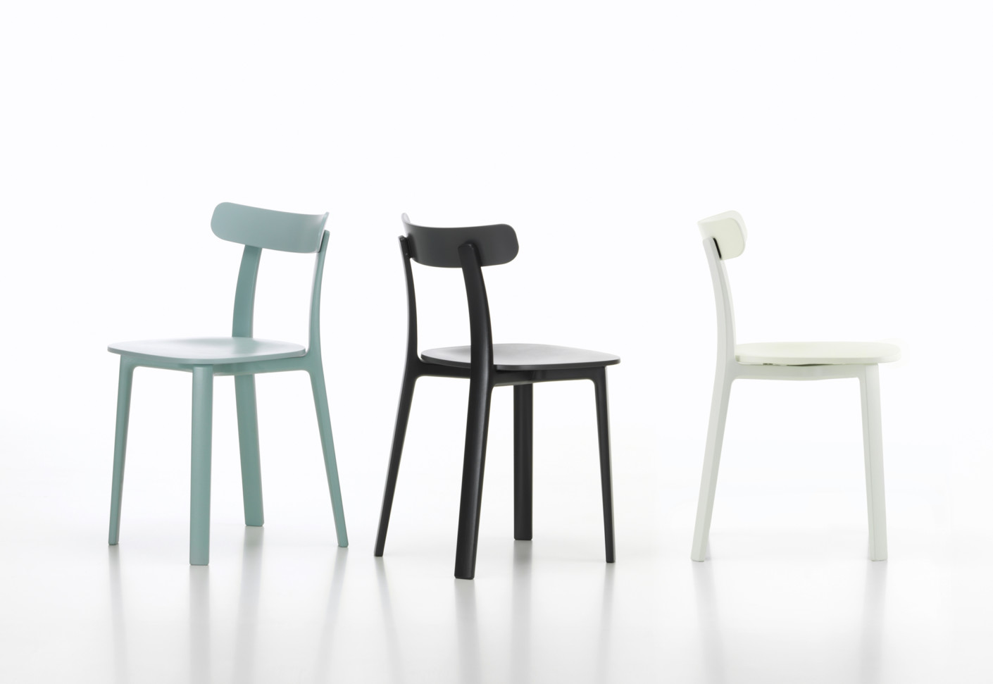 All plastic chair by vitra stylepark for Chaise wassily