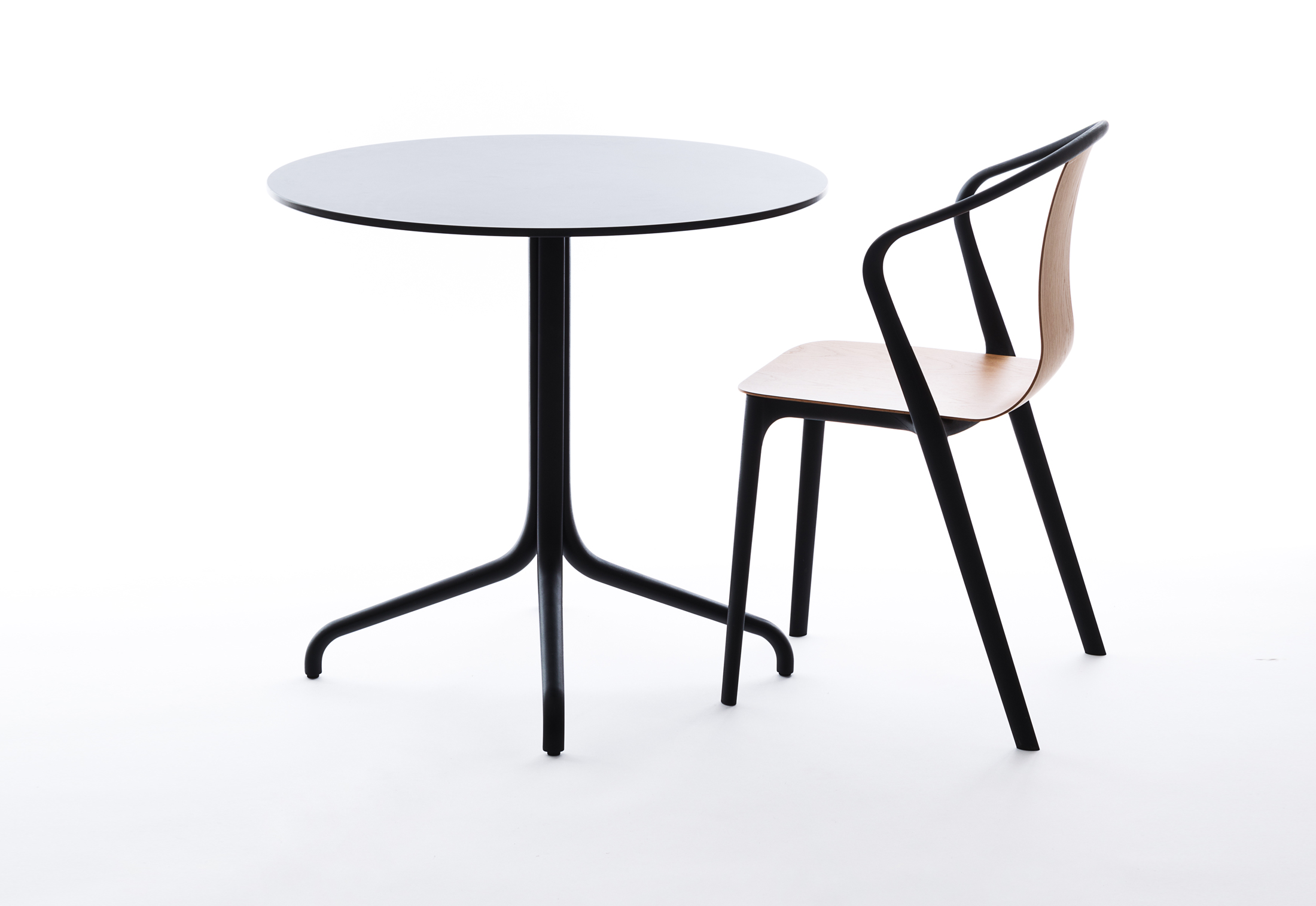 Belevile Bistro Table By Vitra Stylepark
