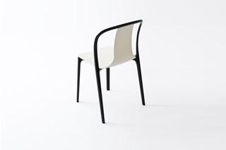 Belleville Stuhl  von  Vitra
