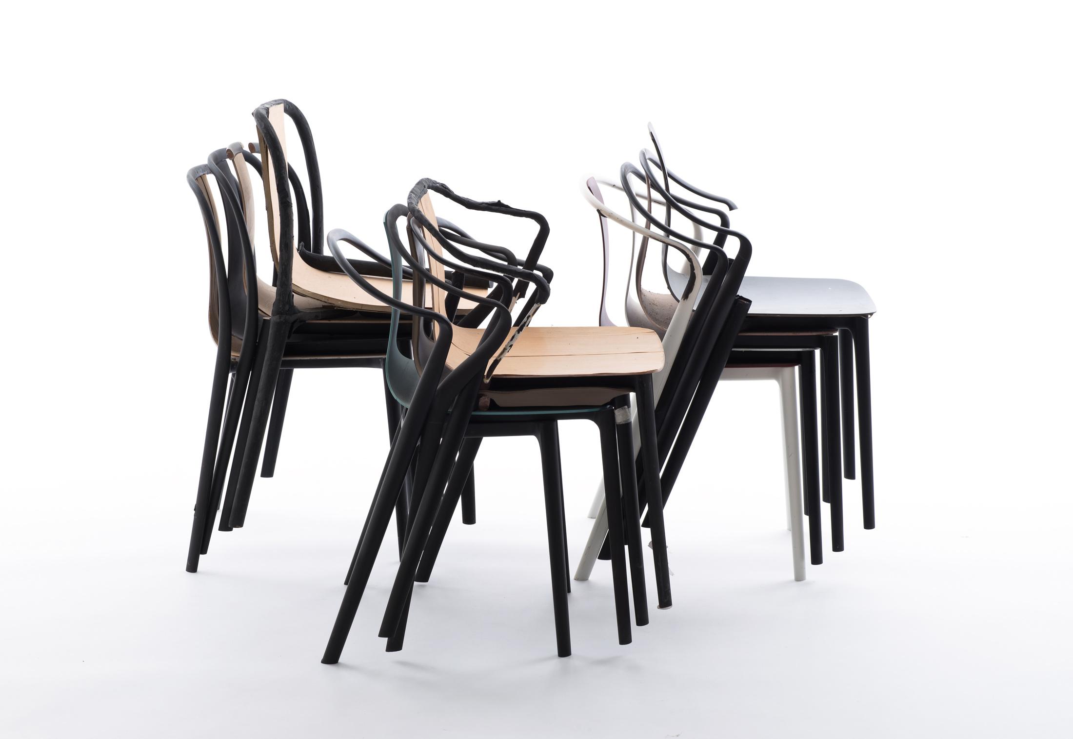 belleville chair by vitra stylepark. Black Bedroom Furniture Sets. Home Design Ideas