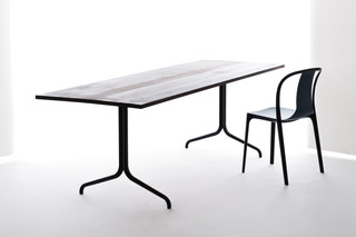 Belleville table  by  Vitra