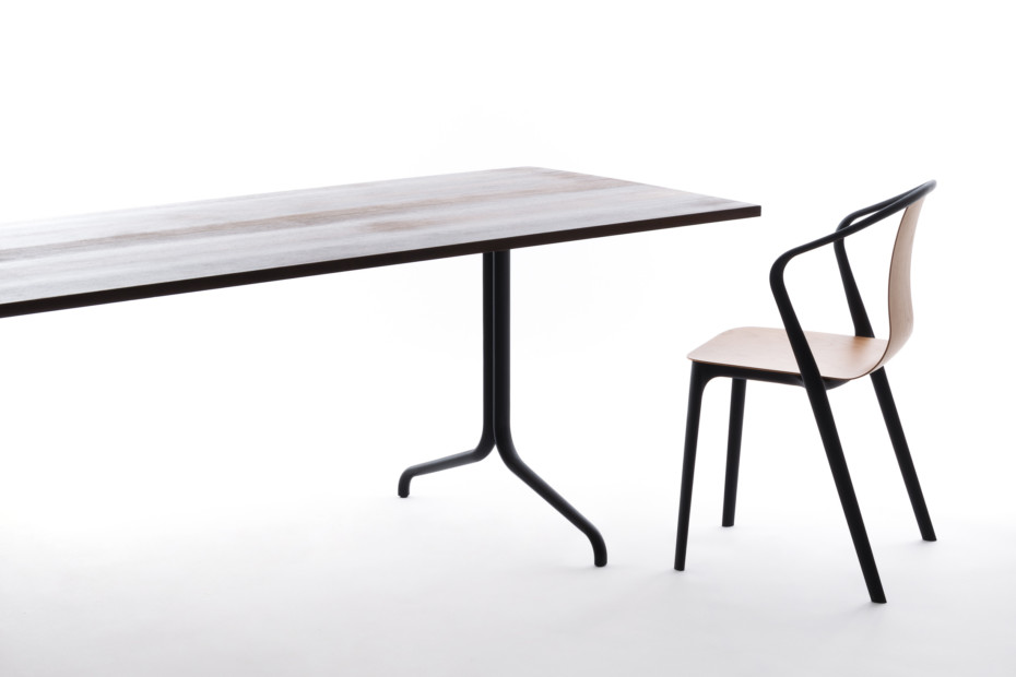 Belleville Table By Vitra Stylepark