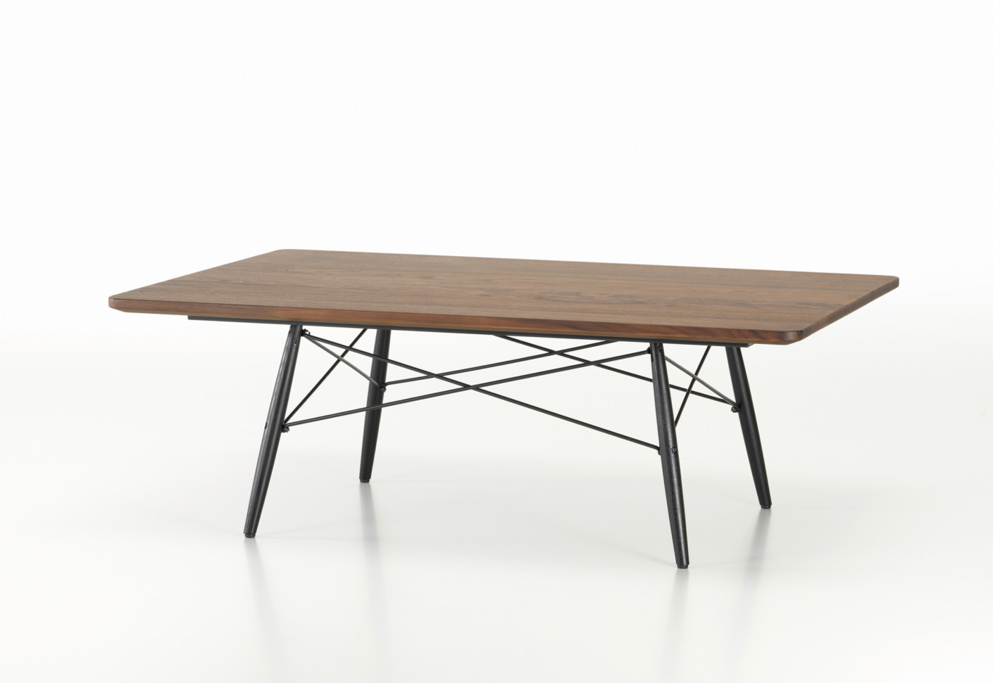Eames coffee table von vitra stylepark for Eames style coffee table