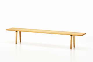 Wood Bench  by  Vitra