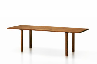 Wood Table  by  Vitra