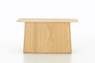 Wooden side tables  by  Vitra