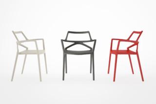 Delta chair  by  VONDOM