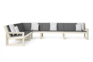 Frame sofa  by  VONDOM