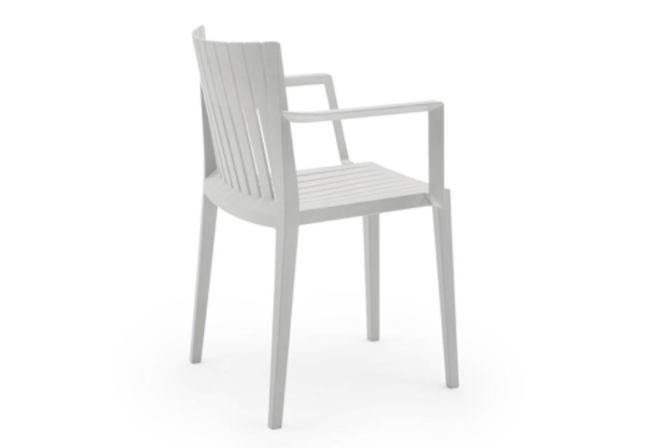 Spritz Stuhl mit Armlehnen