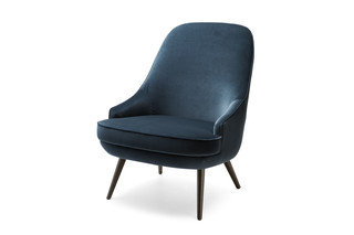 375 armchair  by  Walter Knoll