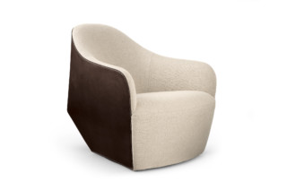 Isanka armchair  by  Walter Knoll