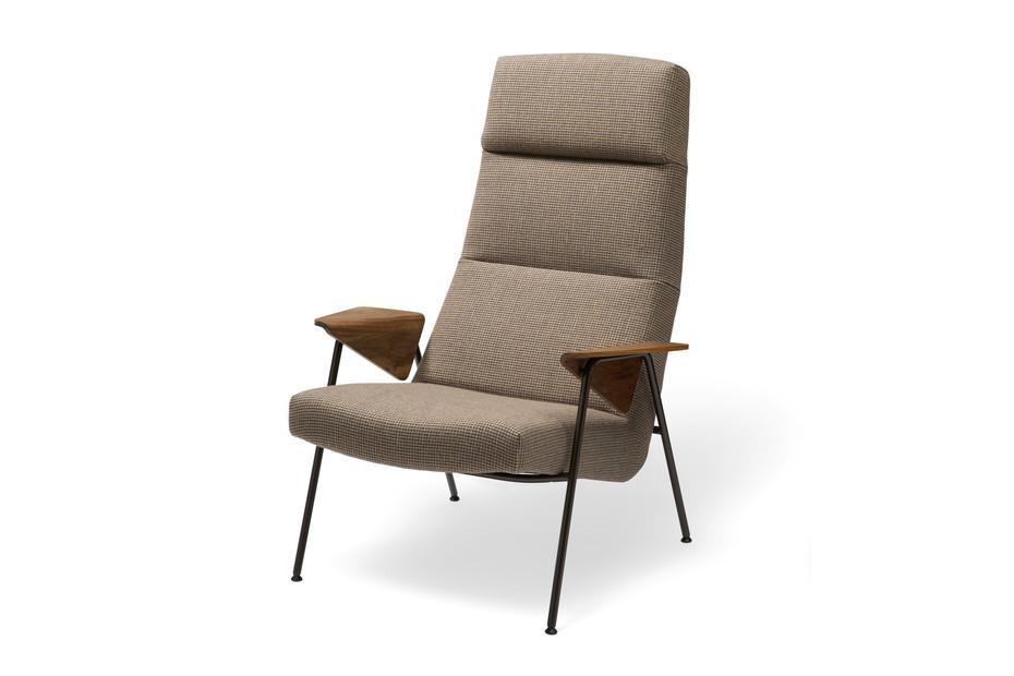 Votteler Chair high back