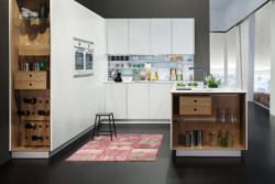 LivingKitchen - Internationales, urbanes Küchendesign by WARENDORF ... | {Küchendesign 22}