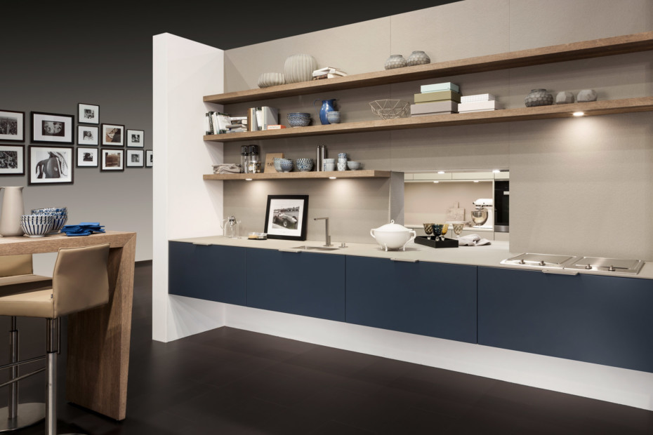 LivingKitchen - Internationales, urbanes Küchendesign