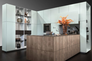 LivingKitchen - Möbel definieren den Raum  by  WARENDORF