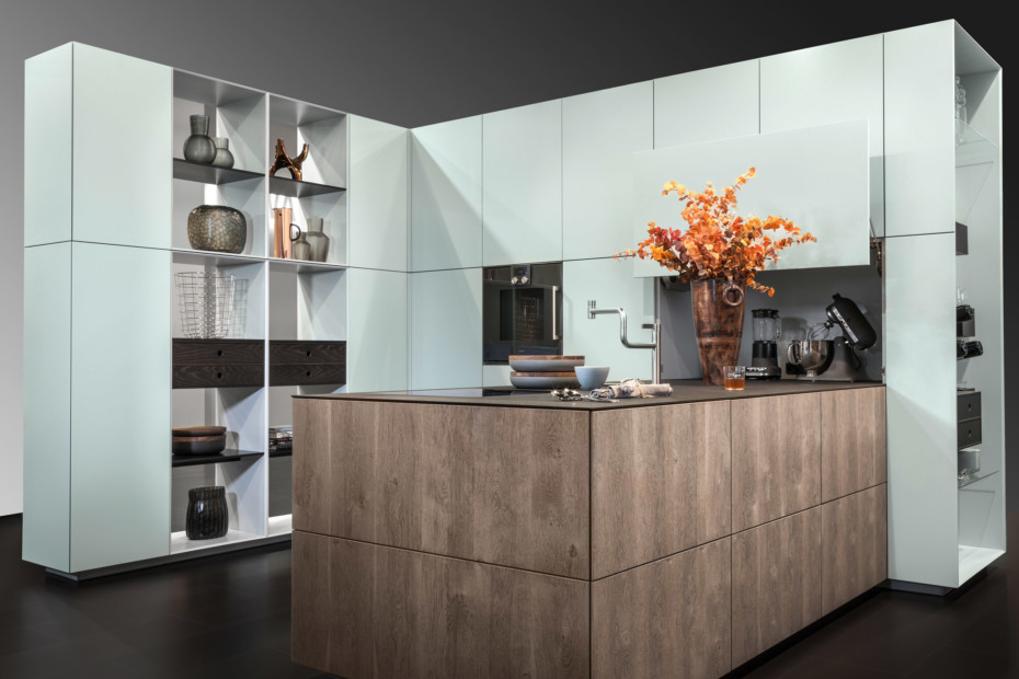 LivingKitchen - Möbel definieren den Raum