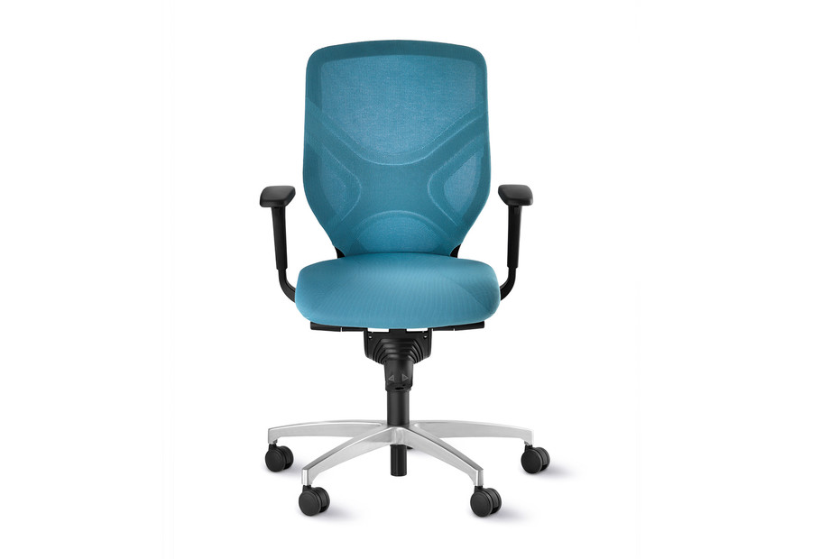 IN 3D swivel chair 184-7 with formstrick