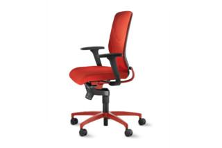IN 3D swivel chair 184-7  by  Wilkhahn