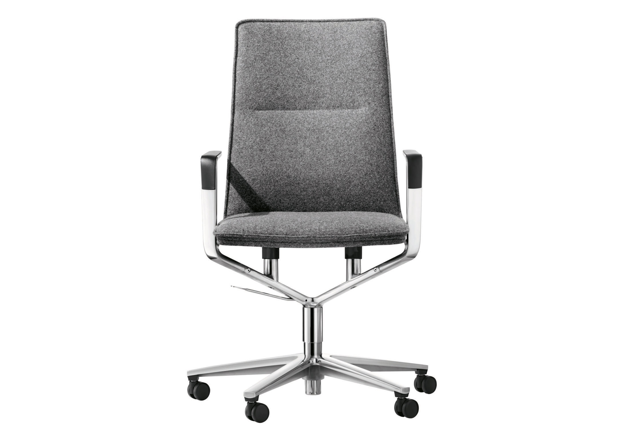 Sola swivel chair by wilkhahn stylepark for Bureau stoel
