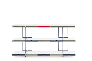 WOGG CARO shelf Horizontal  by  Wogg