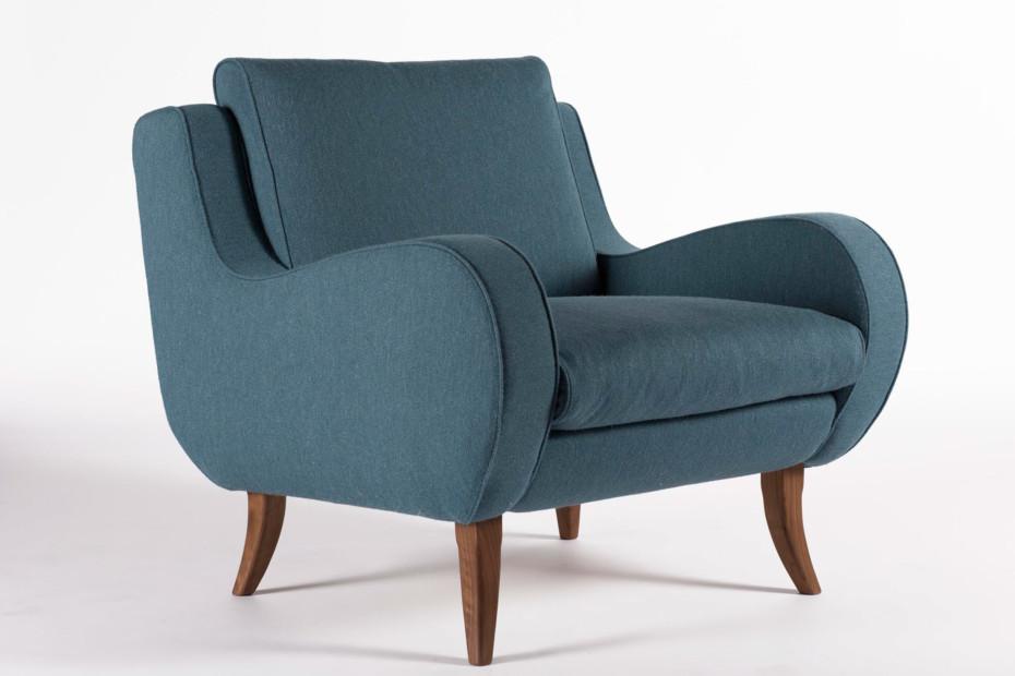 Schwadron armchair